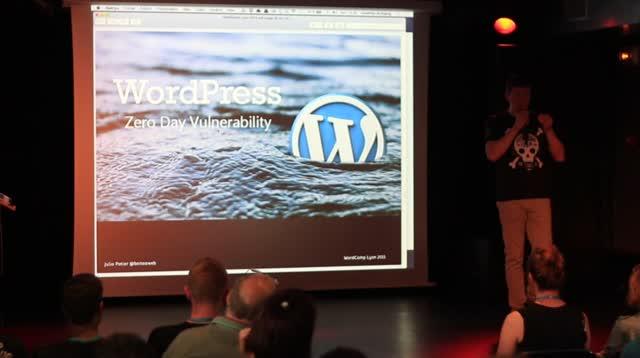 Julio Potier : Pourquoi WordPress est le CMS le plus sécurisé ?