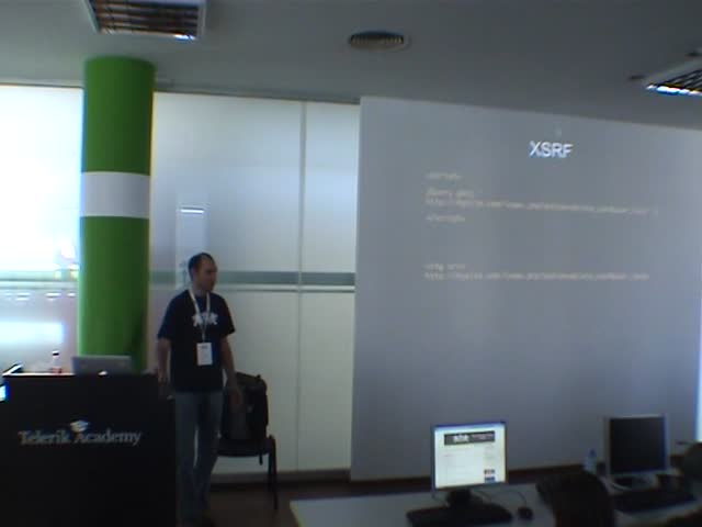 Veselin Nikolov: Secure Plugin Development