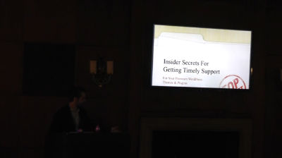 Justin Ferriman: Insider Secrets For Getting Timely Support For Premium Themes and Plugins