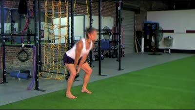 Kore Wellness Kettlebell Training Take Backs K O R E 360 186