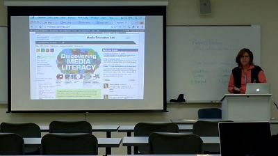Renee Hobbs: Using WordPress for Online Learning