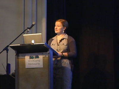 Kate Kendall: A Case Study - Using WordPress for Magazine Publishing