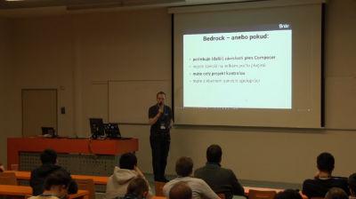 Martin Hlaváč: Bedrock, aneb WordPress přes Composer od Martin Hlaváč