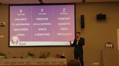 Jevgenijs (Jeff) Tihonovs: Communication across generations