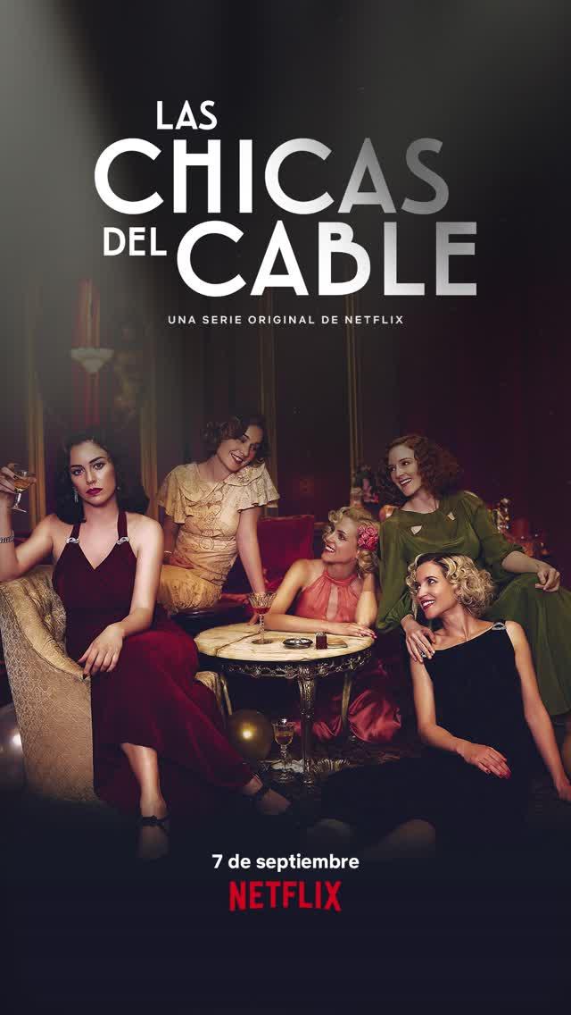 Las Chicas del Cable Temporada 3 Castellano 720p