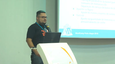 Alessandro Huber dos Santos: Tudo o que você gostaria de saber sobre infraestrutura WordPress e nunca teve coragem de perguntar
