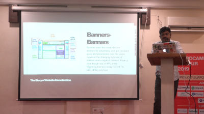 Jayesh Bagde: Evolution of Monetization of Websites