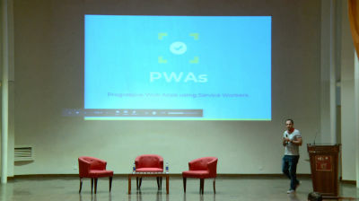 Mashhood Rastgar: PWAs: Mobile for the next billion users