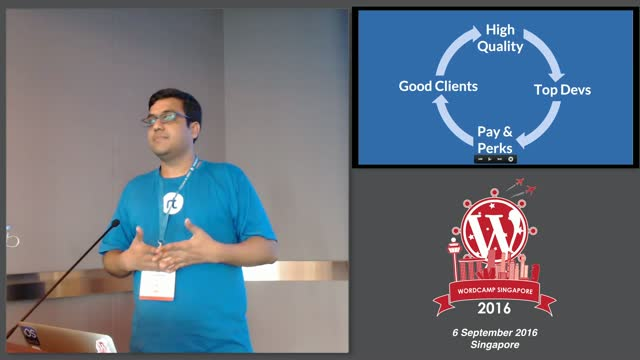 Rahul Bansal: Building a high quality WordPress agency in South Asia