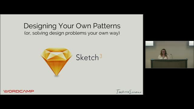 Brianna Privett: Curating a Pattern Library