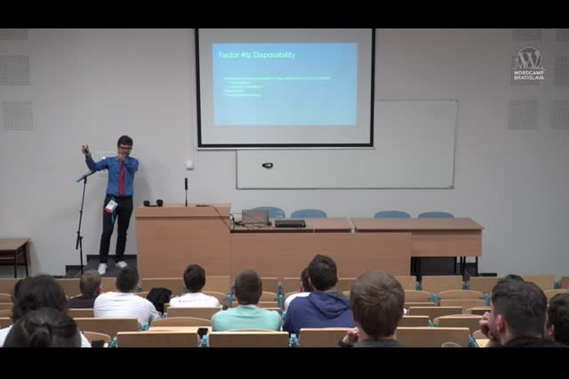 Ján Bočinec: WordPress DevOps