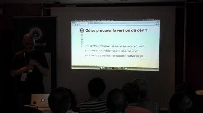 Mathieu Viet : Tirer profit de BuddyPress pour accélérer vos projets WordPress