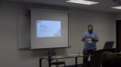 Wesley Lewis: WordPress Full-Time: Year 1