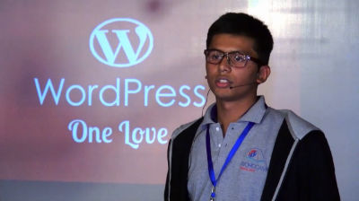 Ankush Thakur: Weaving WordPress for 3 years