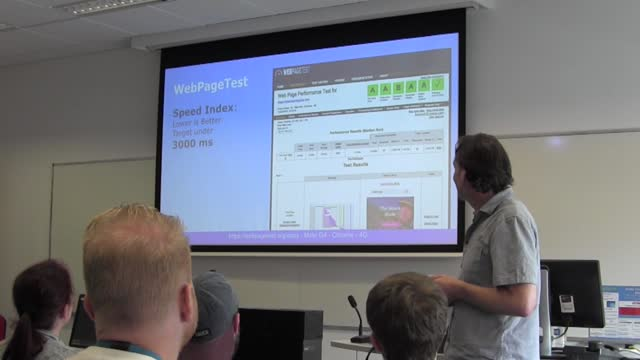 Mike Rynart: How to Improve your Website Performance
