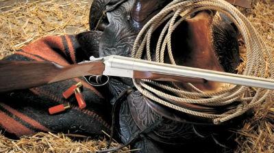The Stoeger Coach Gun | Cowboy Action Shooting