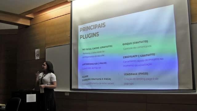 Sabrina Kelly Silva: Práticas de WordPress para blogs de viagem