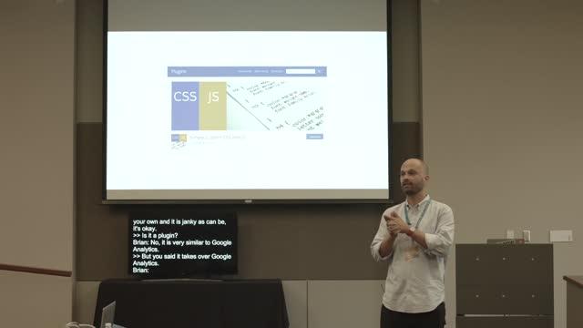 Brian Hall: A-B Testing in WordPress