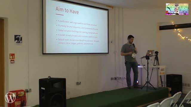 Dave Green: Boilerplating WordPress