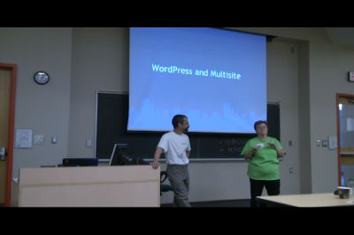 Ron & Andrea Rennick: WordPress Multisite
