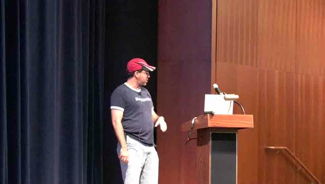 WordCamp SF 2008: Alan Levine - The Future of WordPress & Education