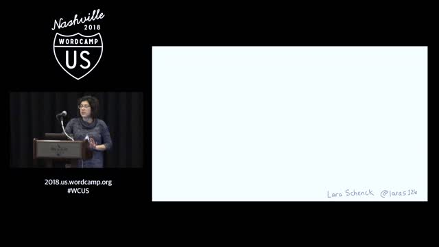Lara Schenck: Bridging the Design and Development Gap with CSS Algorithms