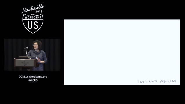 Lara Schenck: Bridging the Design and Development Gap with CSS Algorithms