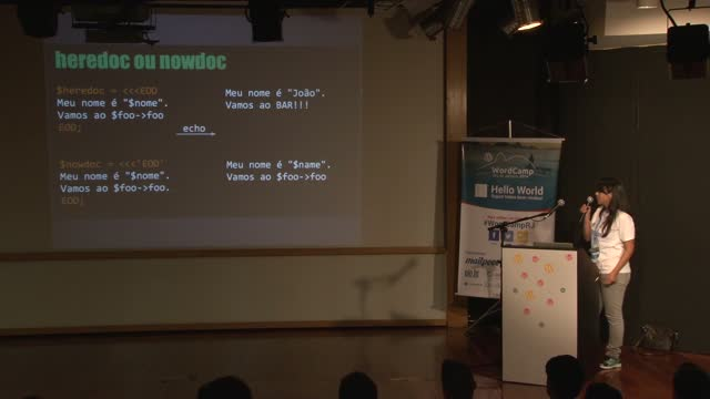 Michele dos Santos da Silva: 15 coisas sobre PHP para saber antes de morrer