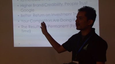Santosh Raut: SEO For WordPress
