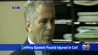 Accused Sex Trafficker Jeffrey Epstein Found Injured In NYC Jail Cell After Possible Suicide Attempt!