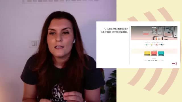 Laura Carracedo: 10 formas de implementar tu identidad verbal al contenido de tu web