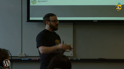 Josh Pollock: Discovering The Content Endpoints Of The WordPress REST API