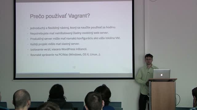 Ján Bočínec: Moderné vývojové a testovacie prostredie pre WordPress