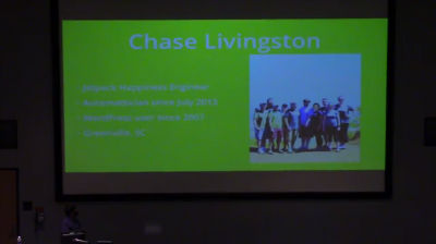 Chase Livingston: How-To Manage All of Your WordPress Sites with Jetpack