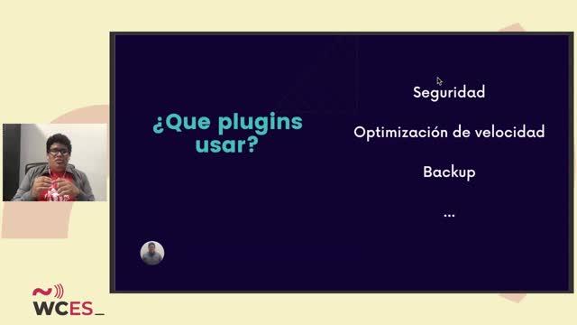 Alex Cuadra, Vanessa Martínez: No todo en WordPress es código