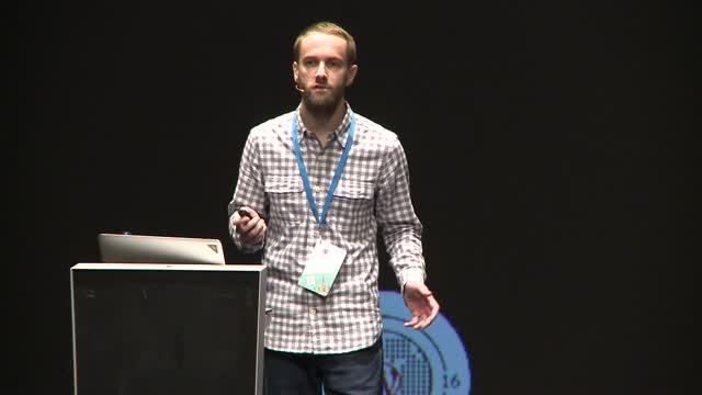 John Blackbourn: Moving forward with a mature platform