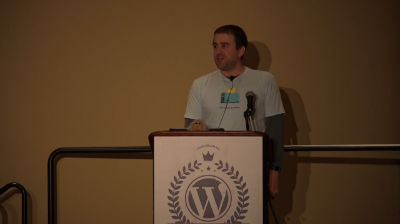 Timmy Crawford: Gamify With the WordPress.com API