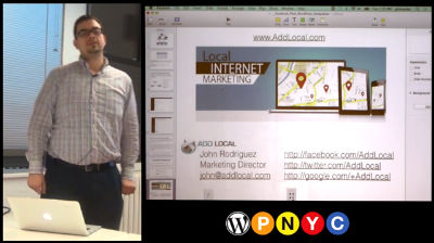 John Rodriguez: Integrating Facebook Ad tracking with WordPress