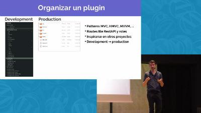 Benjamin Caubère: Crear un plugin WordPress en 2020