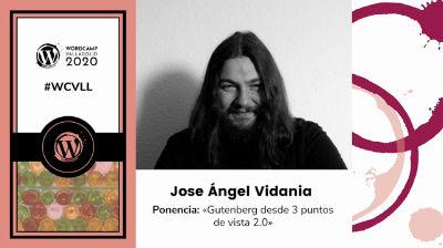 José Ángel Vidania: Gutenberg desde 3 puntos de vista 2020