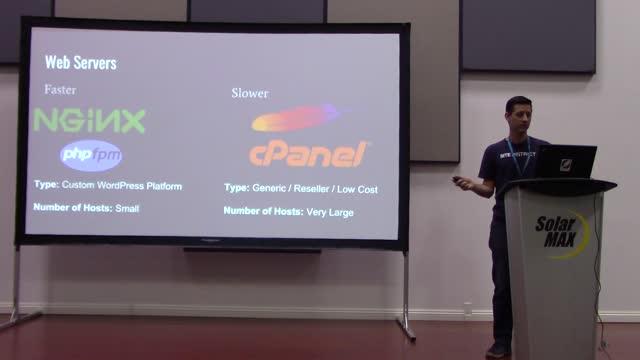 Matt Kopala: Stop Guessing: Diagnosing and Fixing WordPress Performance