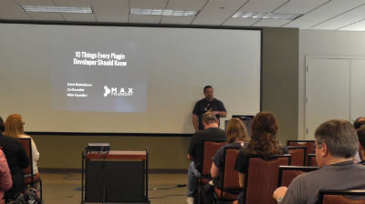 Dave Donaldson: 10 Things Every Plugin Developer Should Know