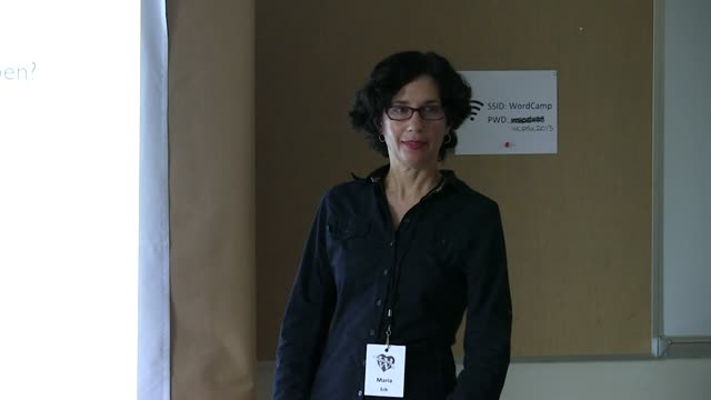 Maria Erb: How WordPressCan Save Higher Education