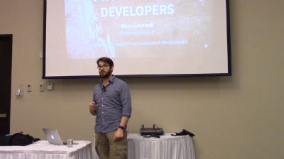 Steve Grunwell: Professional Development for Professional Developers