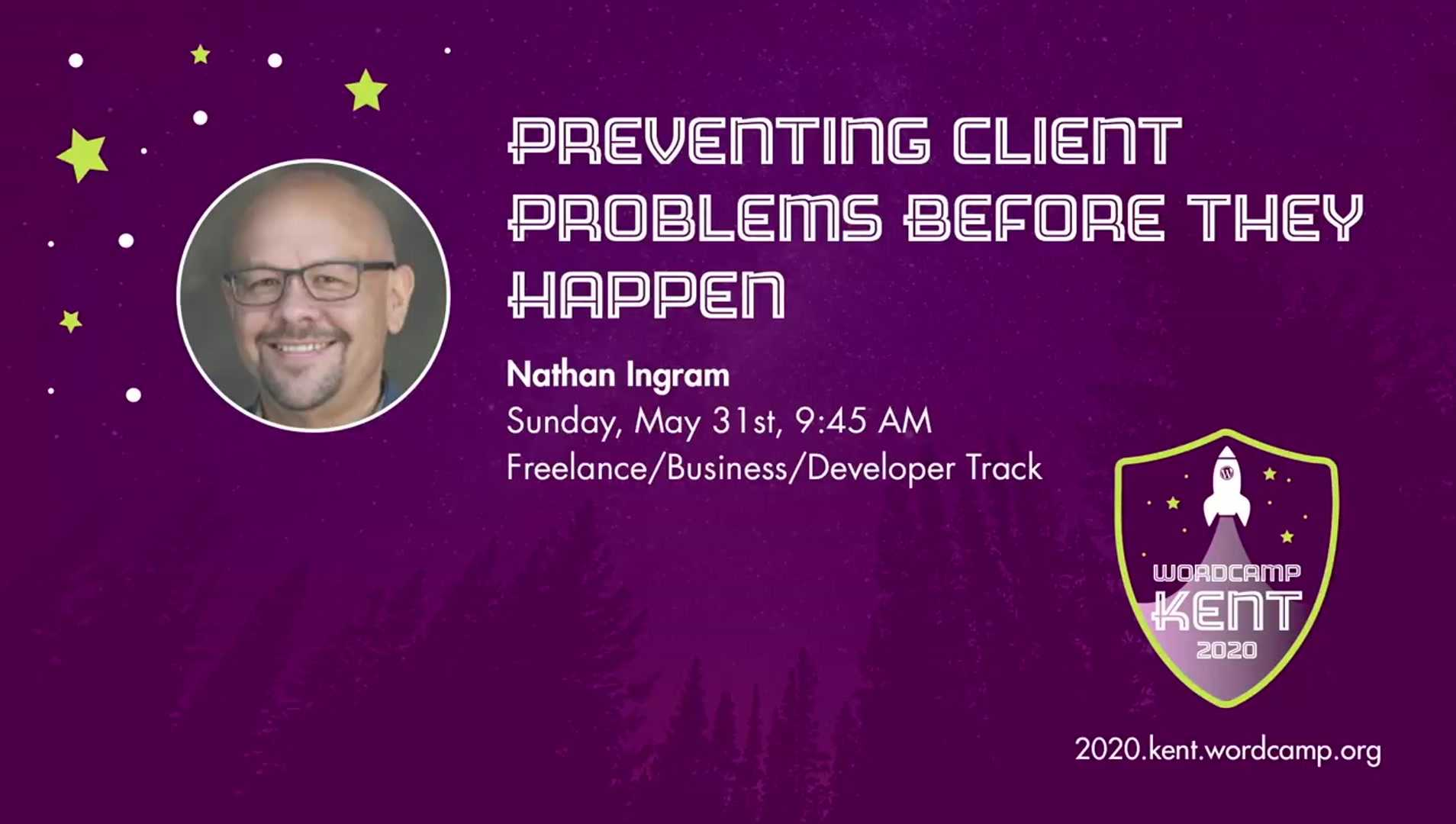 Nathan Ingram: Preventing Client Problems Before They Happen