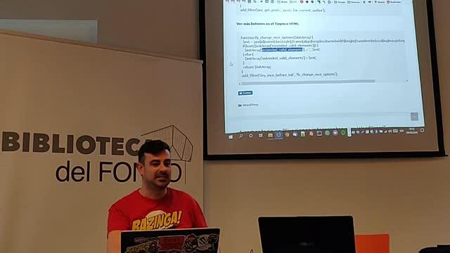 Josep Maria Labarta: Snippets para WordPress