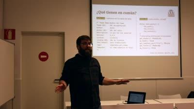 Adrián Cobo: Haz un tema en WordPress (o al menos entiende como funcionan)