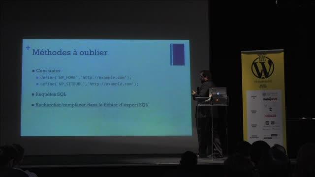 Amaury Balmer : Industrialiser son ou ses projets WordPress