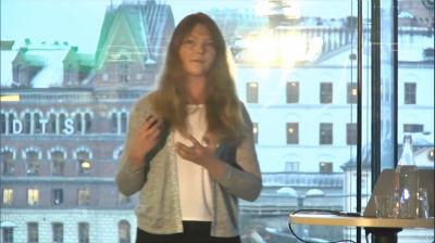 Alexandra Lundegård: Att förverkliga sin dröm