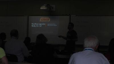 Dustin Meza: WordPress Upgrades – Ready, Set, Go!